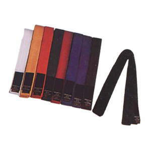 colour karate belts